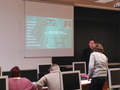 Taller de Email Marketing en Solsona con Angel Fulquet