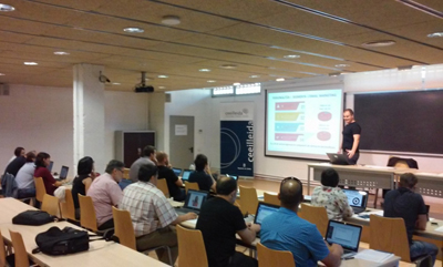 Taller de Email Marketing en Lleida con Angel Fulquet
