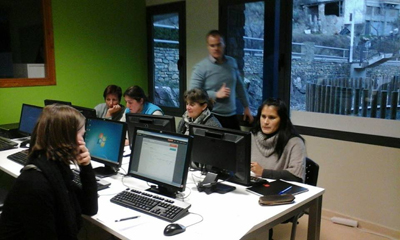 Taller de Email Marketing en Pallars Sobirà con Angel Fulquet